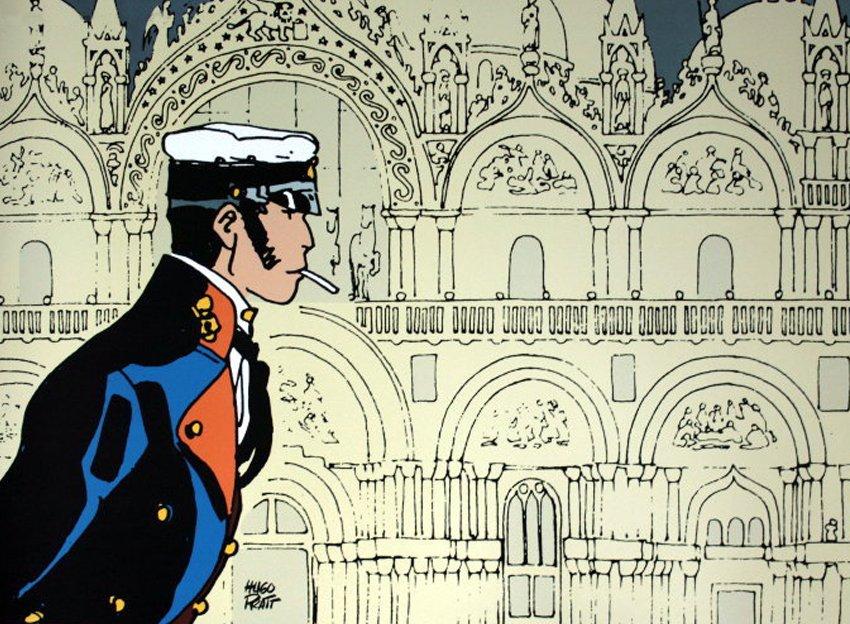 Hugo Pratt: la aventura de la revolución, la revolución de la aventura