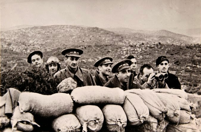 Miguel Hernández en la Guerra