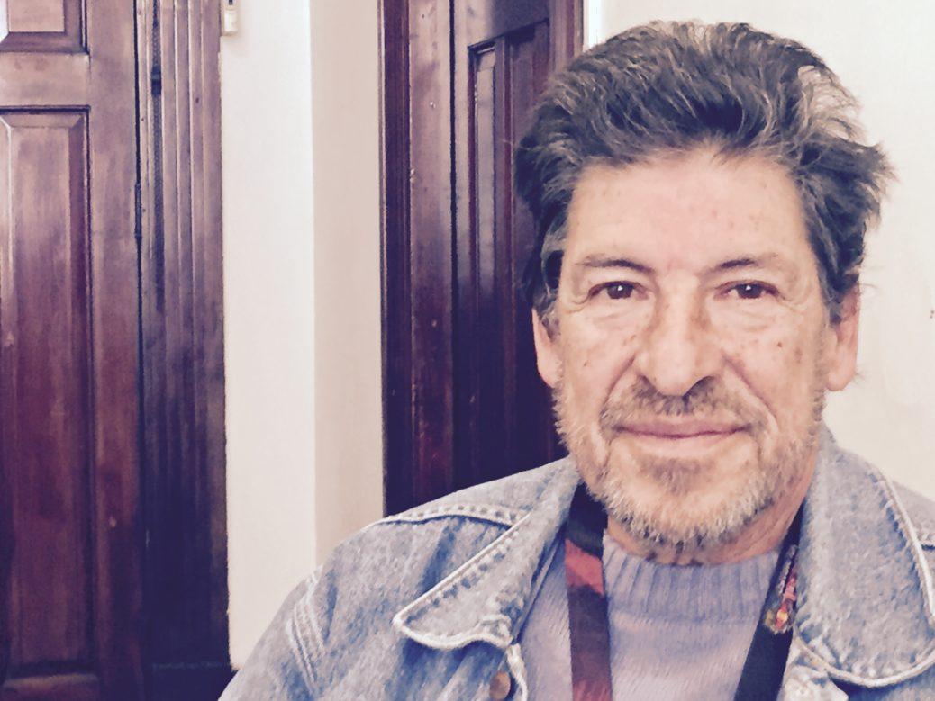 Entrevistamos a Lucho Aguirre Smith, dirigente territorial de Laguna Verde