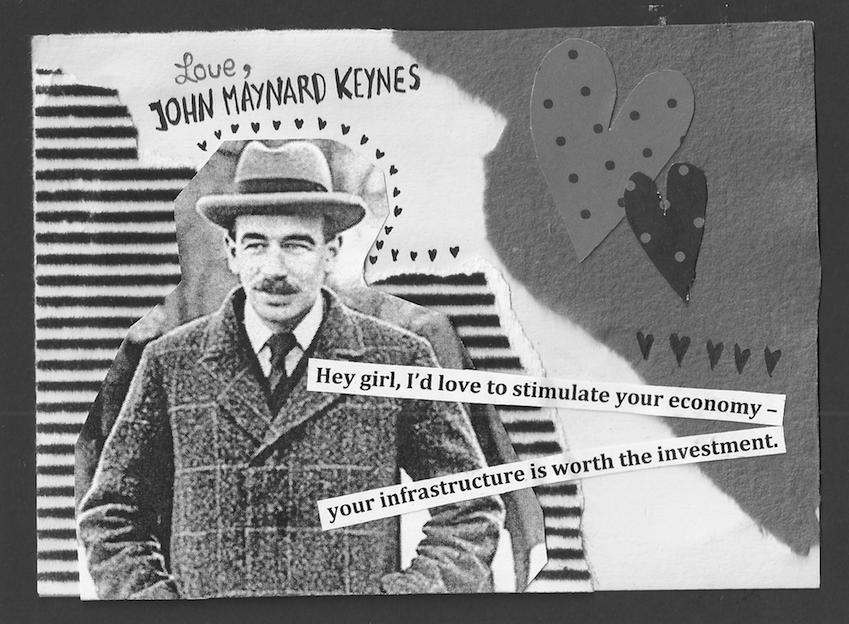 Por qué la izquierda reformista es keynesiana