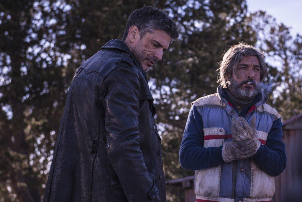 Cine argentino, «Nieve negra»: secretos sepultados bajo capas pesadas