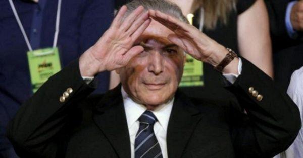 Los mercados de Brasil se desploman en medio de acusaciones de corrupción contra el presidente