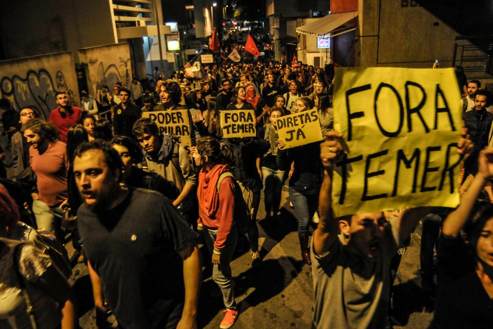 La crisis brasileña puede tener su segunda destitución en menos de un año