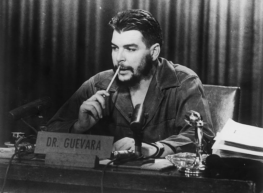 Che Guevara: prólogo a «Con su propia cabeza»