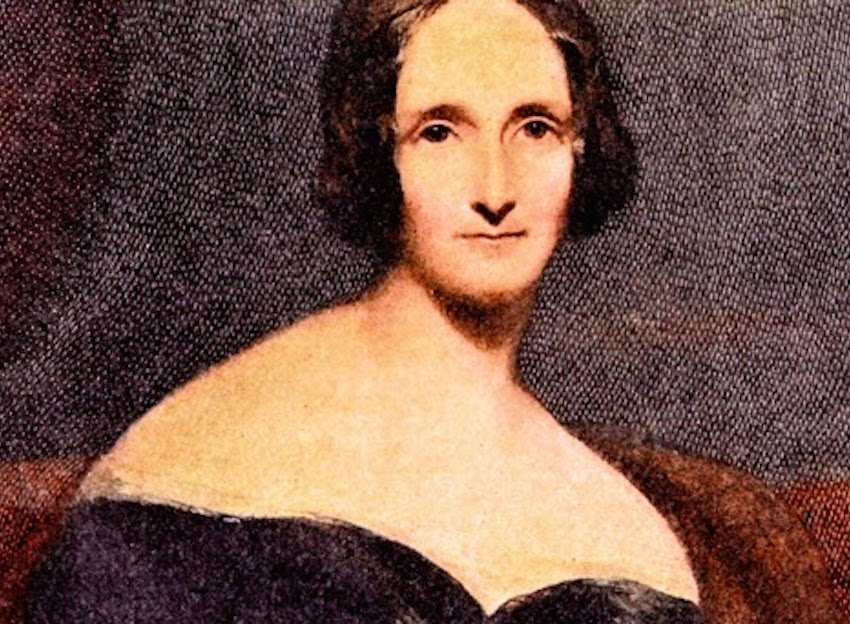 Mary Shelley, o tal vez Mathilda
