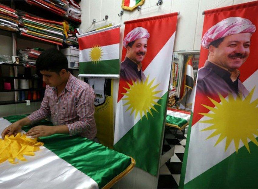 Desastre kurdo: la independencia que siempre no fue