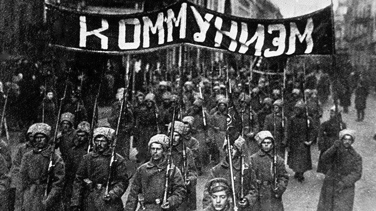 En los cien años de la Revolución Rusa y en el Chile de hoy
