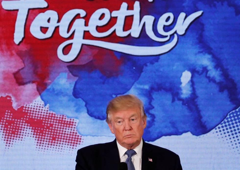 EEUU: Un año desde la elección de Donald Trump