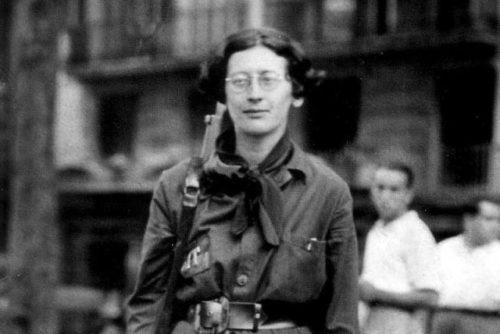 Simone Weil: lucidez y delirio