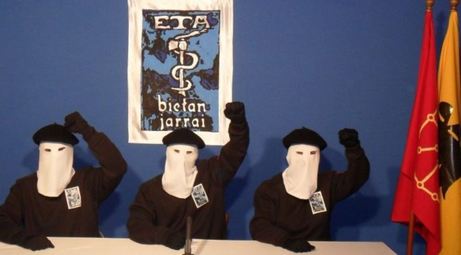 España: ETA víspera del punto final