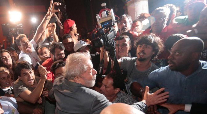 Lula, el inconciliable