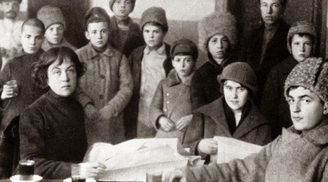 Alejandra Kollontai: ¡Abran paso al Eros alado! (Una carta a la juventud obrera)