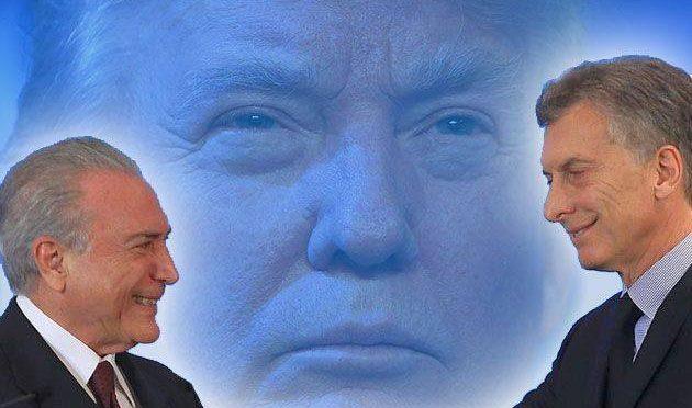 Brasil: responder al viraje de los EEUU