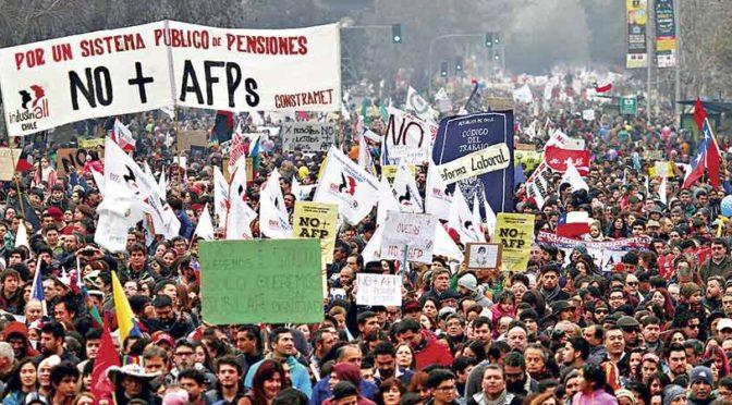 Las AFP fracasan una y otra vez