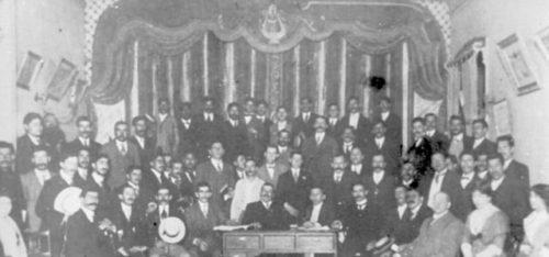 1912: nace el Partido Obrero Socialista (POS)
