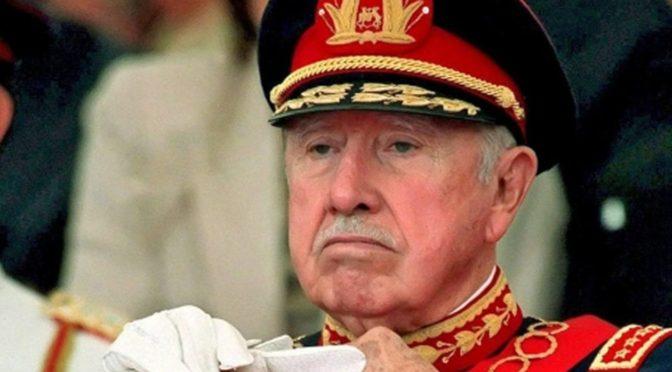 Pinochet vendió cocaína a Europa y Estados Unidos