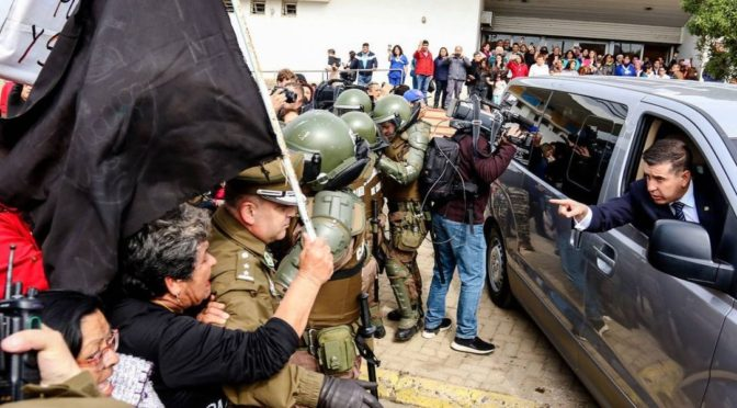 La política en la época de los movimientos sociales
