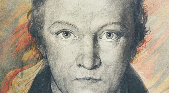 William Blake, flagelo de tiranos
