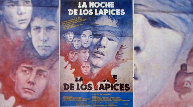 Cine: La noche de los lápices