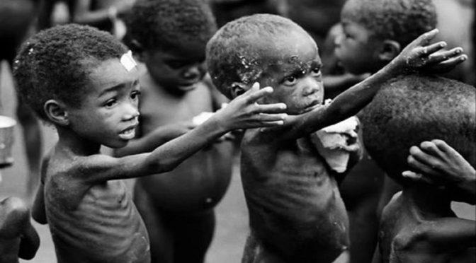 Fracaso capitalista: más de un quinto de los menores de 5 años en el mundo, padecen desnutrición