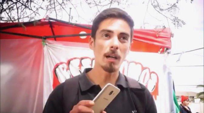 Encuentran muerto a Alejandro Castro, dirigente de las protestas en Quintero