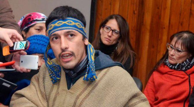 Comunicado público del Lonco Facundo Jones Huala, desde la cárcel de Valdivia