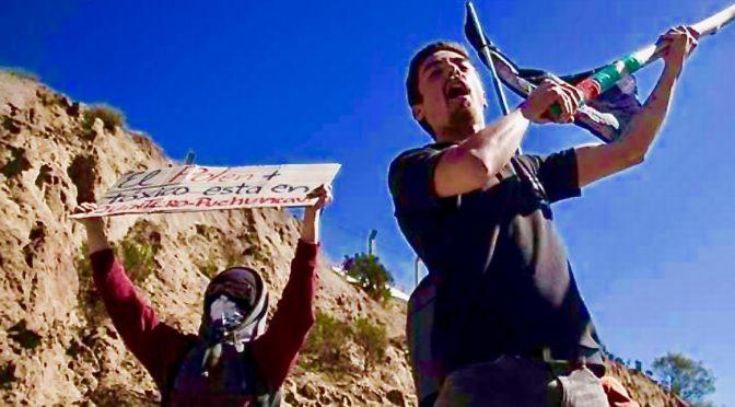 Alejandro Castro vive en la lucha de su pueblo
