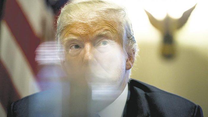 Trump maldito