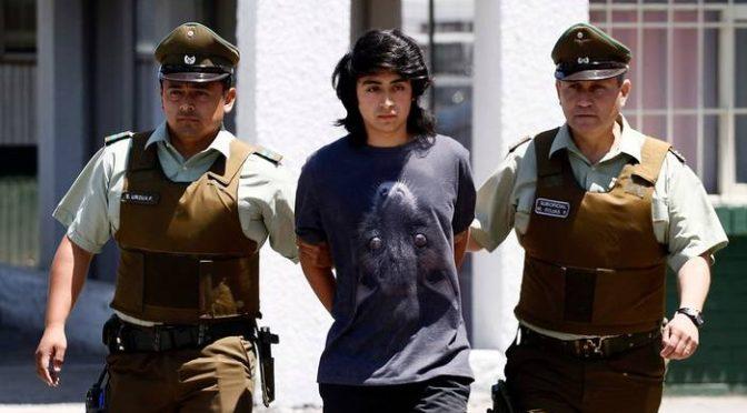 Kevin Garrido, Alejandro Castro: ejecutados políticos de esta democracia patronal