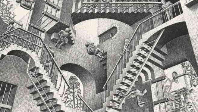 La teoría económica al revés