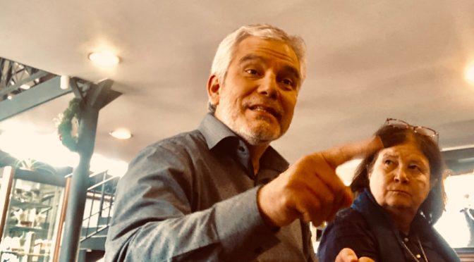 Nuevo presidente ANEF, José Pérez Debelli, apoya la lucha portuaria