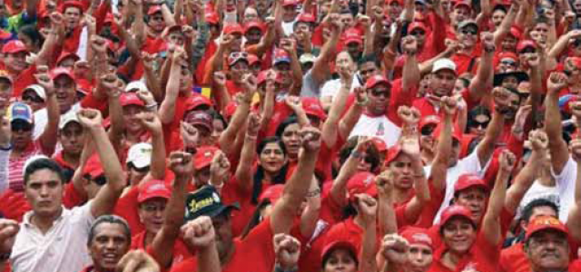 Rechazo a la intervención imperialista en Venezuela