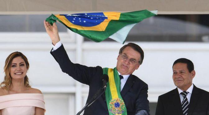 Jair Bolsonaro y el comunismo imaginario
