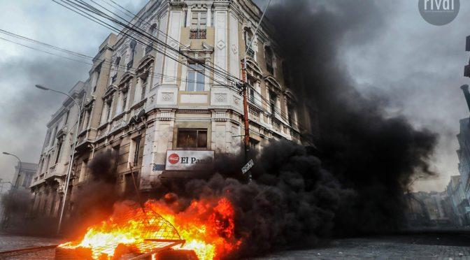 La crisis política: desde Kast a Lagos