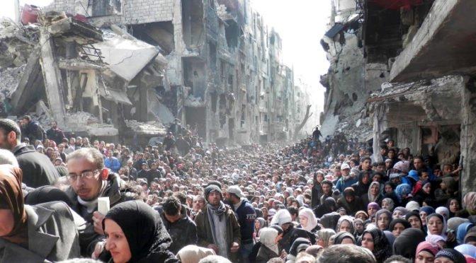 Europa: la migración y la izquierda