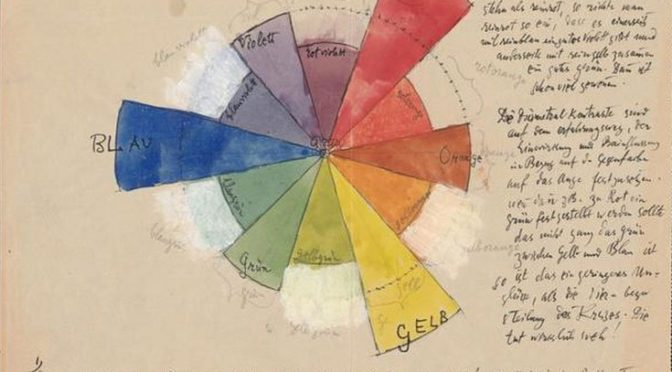 Digitalizan los bekllísimos diarios de Paul Klee