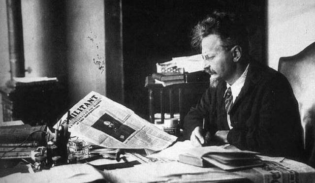 La carta suprimida de Trotsky