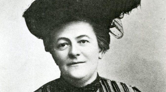 Clara Zetkin: Directrices para el movimiento comunista femenino