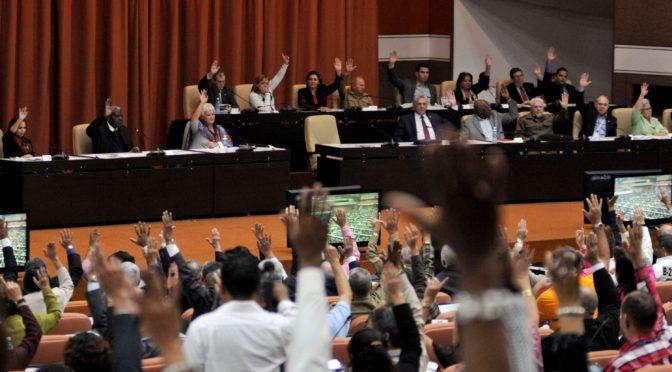Nueva constitución cubana reconoce la propiedad privada