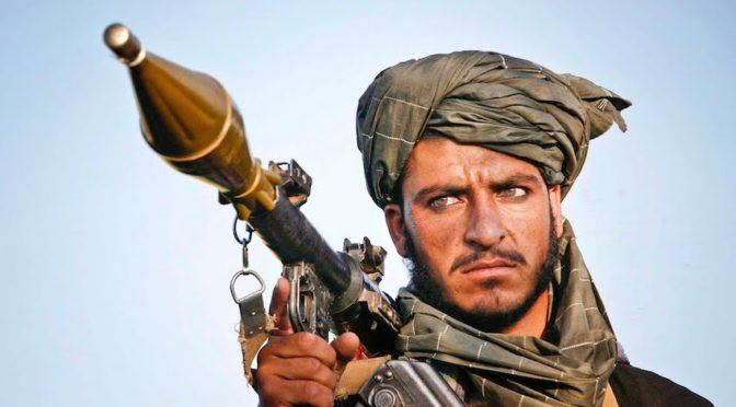 El resurgir de los talibán