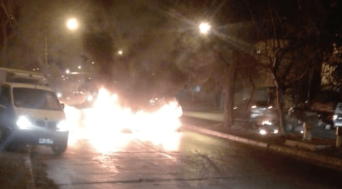 Con barricadas inicia la jornada en que la derecha sudamericana se reúne en Prosur