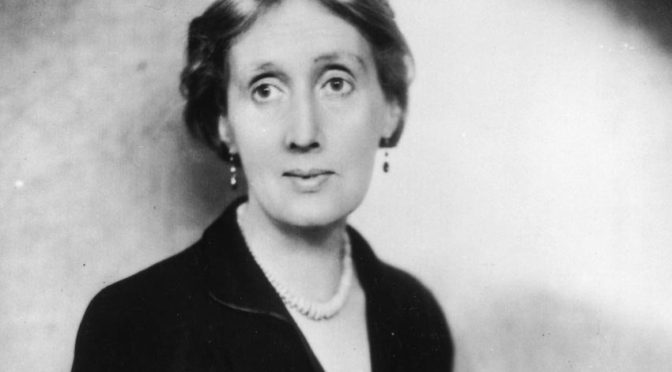 Virginia Woolf: crónica de un desastre