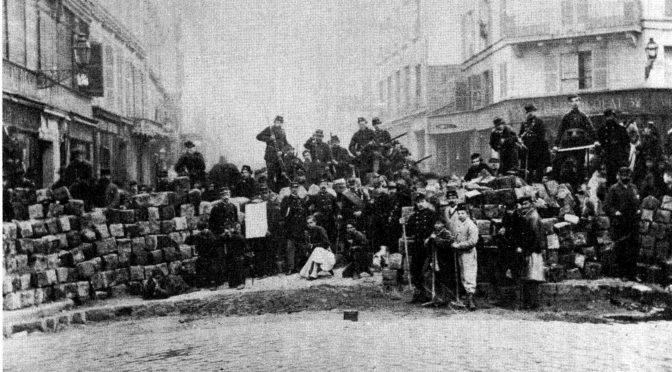 Comuna de paris de 1871: cuando los trabajadores «tomaron el cielo por asalto»