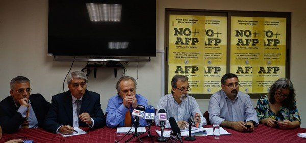 ¿A dónde va la Coordinadora No más AFP?