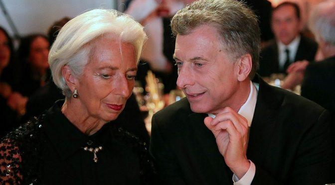Argentina: un barco a la deriva