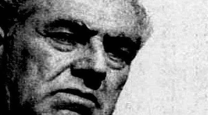 Poema de Pablo de Rokha: Canto del Macho Anciano
