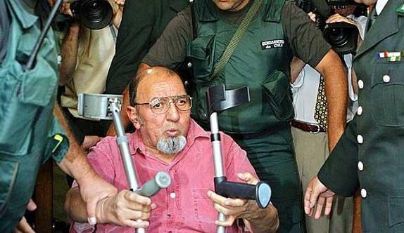 Plana mayor de la infamia: listado de genocidas y traidores chilenos