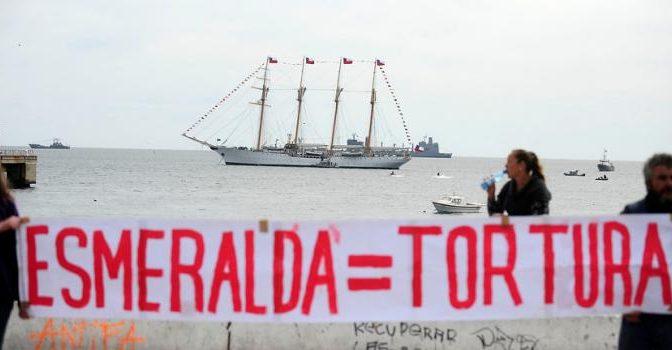 El falso honor de la Armada: tortura en la Academia Naval