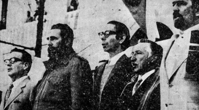 Altamirano: la renovación socialista y el 11 de septiembre de 1973