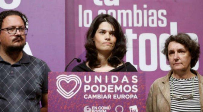 España: Podemos se desploma en las elecciones municipales, comunitarias y europeas
